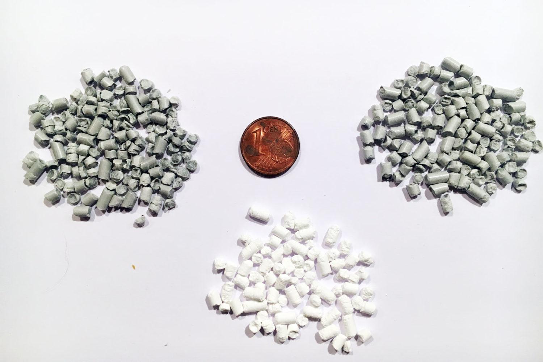 Cent Stück und Additivmischungen