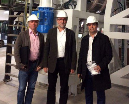 Blend+ GMBH und Jörg Paegelow