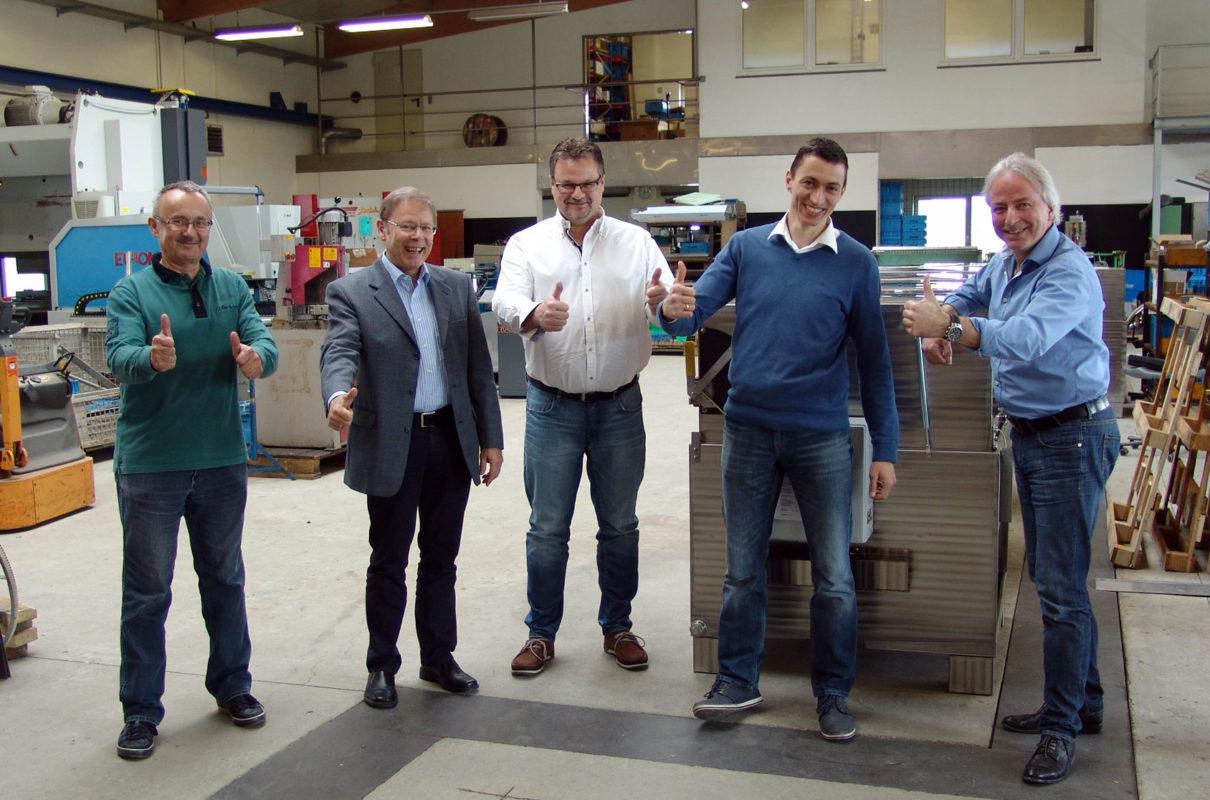 SPORER PCS GmbH und Jörg Paegelow