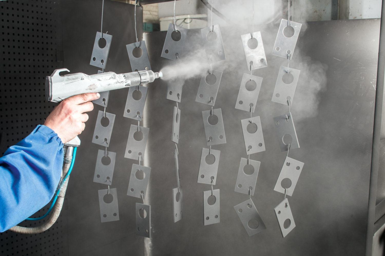 Vorreinigung von Metallteilen