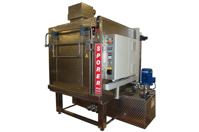 Maschine von Sporer